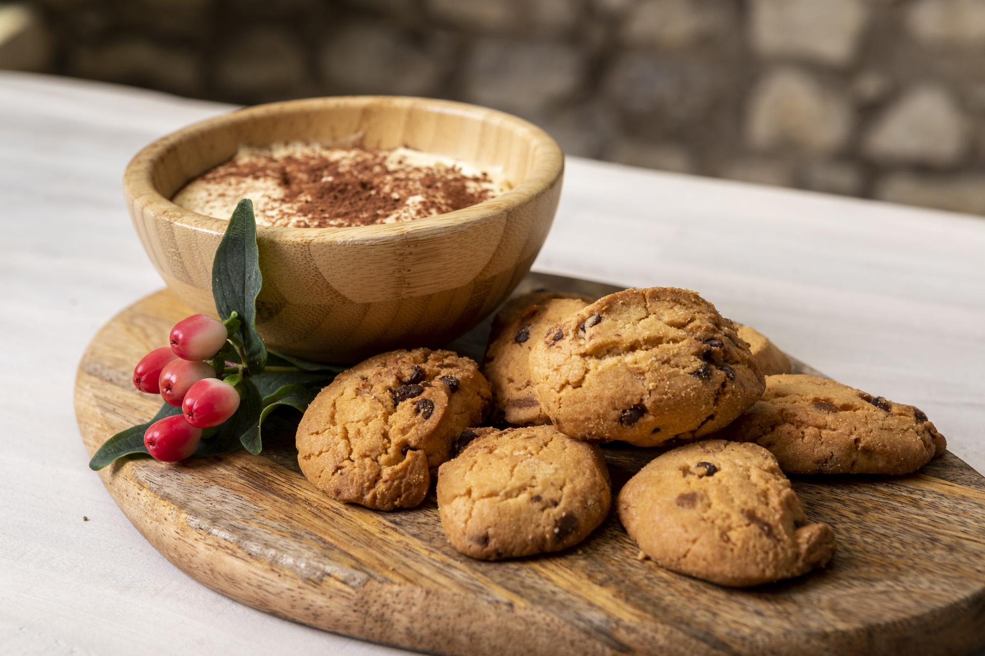 crema mascarpone e biscotti